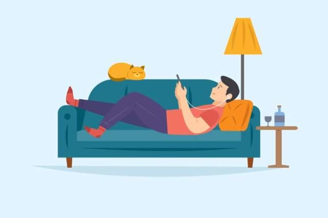 ブログに疲れた時は休んで収益が下がらない話